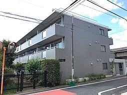 東京都世田谷区代田6丁目の賃貸マンションの外観
