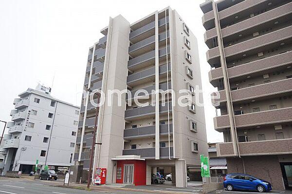 熊本県熊本市中央区菅原町の賃貸マンション
