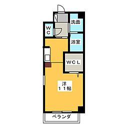 カルティエ アラタマ[2階]の間取り