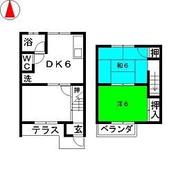 尾張一宮駅 5.0万円