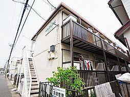 シティハイム新松戸[2階]の外観