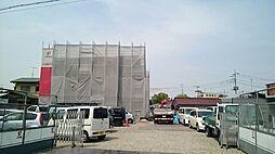 菖蒲町菖蒲アパート[1階]の外観