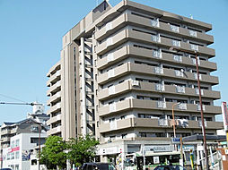 大阪府大阪市生野区巽北4丁目の賃貸マンションの外観