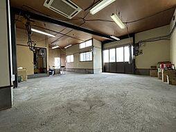 草加市松江6丁目  作業場付き中古一戸建て 2Kの内装