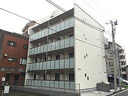 東京都八王子市寺町の賃貸アパートの外観