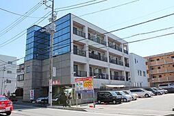 静岡県三島市寿町の賃貸マンションの外観