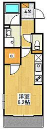 (仮)西宮浜甲子園マンション[301号室]の間取り