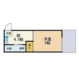 【敷金礼金0円!】青木サンハイツC