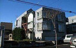 ピアコート花川A[2階]の外観