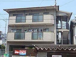 大阪府摂津市庄屋2丁目の賃貸マンションの外観