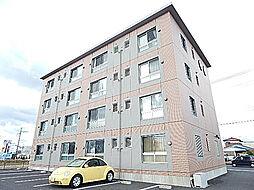 三重県鈴鹿市磯山1丁目の賃貸マンションの外観