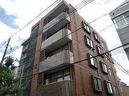 京都府京都市左京区東丸太町の賃貸マンションの外観