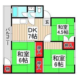 上板橋駅 7.3万円