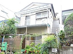 第2司ハウス[1階]の外観
