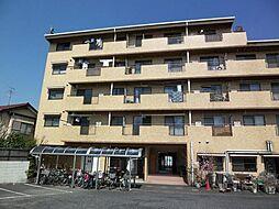 東京都東久留米市神宝町2丁目の賃貸マンションの外観