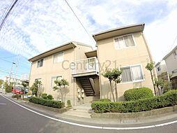兵庫県伊丹市緑ケ丘5丁目の賃貸アパートの外観
