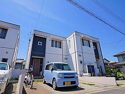 [タウンハウス] 奈良県大和郡山市今国府町 の賃貸【/】の外観