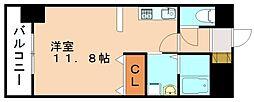 福岡県飯塚市吉原町の賃貸マンションの間取り