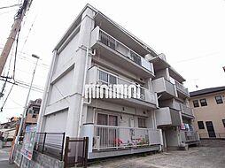 大坪飯田ビル B[3階]の外観