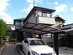 京都府京都市左京区上高野古川町の賃貸アパートの外観