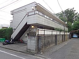 東京都杉並区高井戸西3丁目の賃貸マンションの外観
