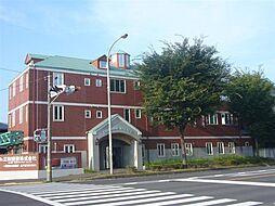 茨城県守谷市松前台1丁目の賃貸マンションの外観