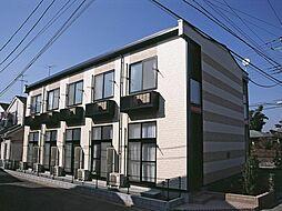 神奈川県厚木市三田南2丁目の賃貸アパートの外観