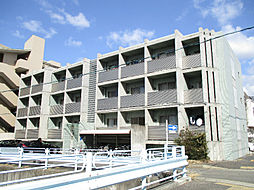 愛知県名古屋市千種区田代本通4丁目の賃貸マンションの外観