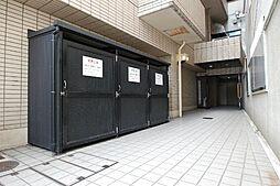 パークサイドメゾン伏見[5階]の外観