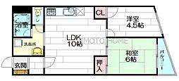 正田ビル[3階]の間取り