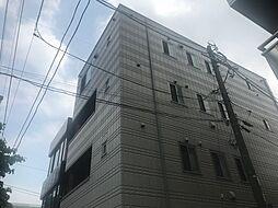 神奈川県横浜市鶴見区上末吉1丁目の賃貸マンションの外観