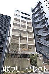 福岡県福岡市博多区下川端町の賃貸マンションの外観