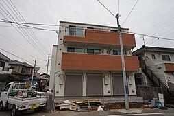 フレンドリー新検見川[1階]の外観