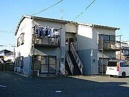 ユタカコーポ[2階]の外観