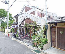 京都府京都市北区小山上内河原町の賃貸マンションの外観