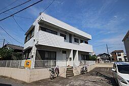 早川コーポ 202[2階]の外観
