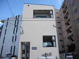 愛知県名古屋市熱田区旗屋2丁目の賃貸アパートの外観