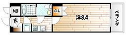 No.63 オリエントキャピタルタワー[19階]の間取り