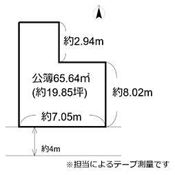 阪急京都本線 大宮駅 徒歩7分