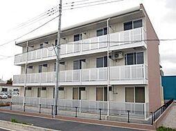 埼玉県八潮市南川崎の賃貸マンションの外観
