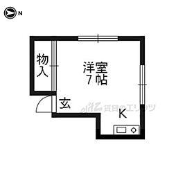 伏見稲荷駅 2.2万円
