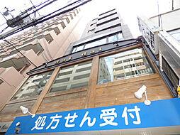 大阪府大阪市中央区徳井町1丁目の賃貸マンションの外観