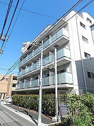 ガーラ・ヒルズ不動前[3階]の外観