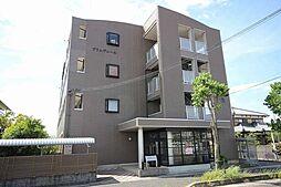 滋賀県草津市東草津2丁目の賃貸マンションの外観