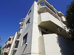 コスモロワイヤル[3階]の外観