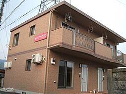 [テラスハウス] 山梨県甲府市富士見1丁目 の賃貸【/】の外観