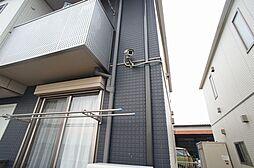 カルナ[1階]の外観