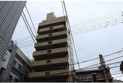 広島県広島市中区舟入本町の賃貸マンションの外観