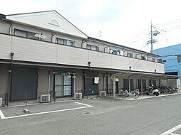 大阪府泉大津市昭和町の賃貸アパートの外観