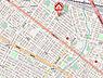 地図,2LDK,面積40.5m2,賃料3.6万円,バス 中央バス平和通10丁目下車 徒歩2分,,北海道札幌市白石区平和通10丁目北1番12号